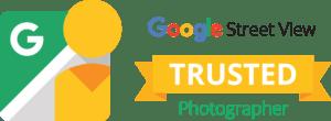 google street view trusted photographe agréé