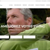 Site web - Cyrille Duplessis
