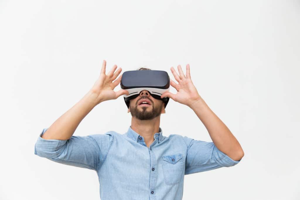 casque réalité virtuel VR