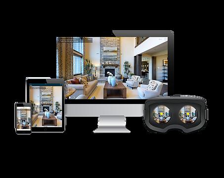 visite virtuelle device